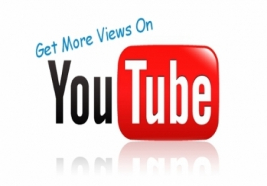 give you 3000+ SAFE and REAL YouTube views and 50 likes