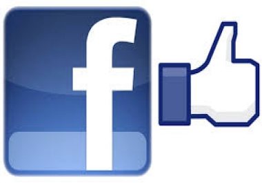 add Real & active 500 + Facebook Fan Page Likes