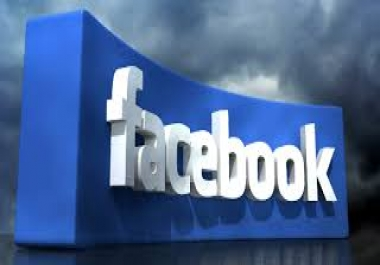 Give you 1000+ Real and Permanent Facebook Fanpage Post Likes