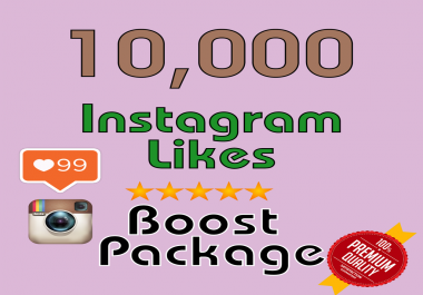 add 10,000 instagram LIKES Within Few Hours