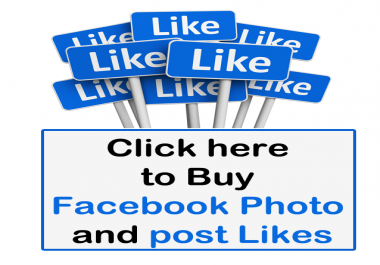 give you 200 Facebook Fan page's Post status videos Likes