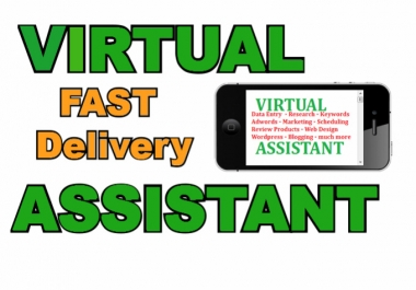 Be Your Dedicated Personal Virtual Assistant
