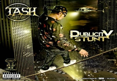 make a Dope Eye-Catching FLYER or MIXTAPE COVER, Fast Turnaround