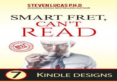 design professional eBook Kindle, Book Cover or 3D in 24 hours