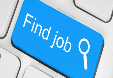 Help find you a job
