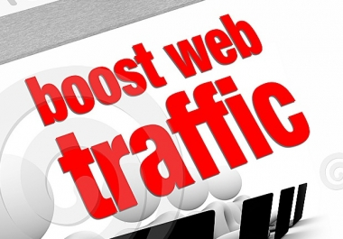Show you  Unlimited Targeted Traffic  for your Website