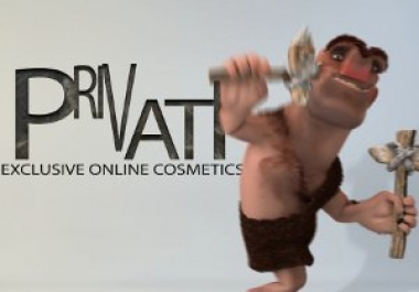 create this Awesome Caveman Video Intro