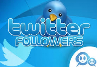 Give PERMANENT Twitter Followers