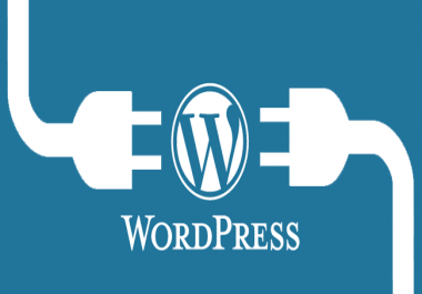 build a wordpress powered site for