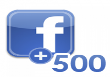 do 500 FB Likes In Photos, Posts, Status, Videos, Albums