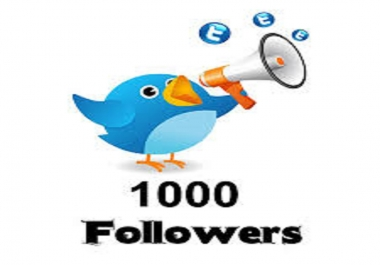 add 1000+ Twitter Followers to Your Account