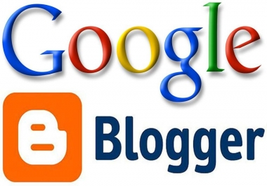 15 Niche related Blogspots Backlinks