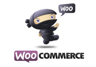 create woocommerce website for you