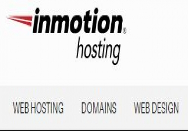 Host your website at Inmotion VPS Server for one Month
