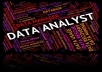 data analysis with excel, spss, r and SAS