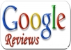Do 2 Positive Review google plus page or maps
