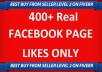 add 500 facebook post likes