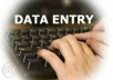 do flawless data entry for 1 hour