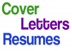create a resume and a cover letter
