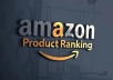 rank your product in amazon