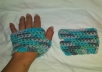 make & send a pair of Fingerless Glove Hand Warmers in your choice of color, shipping included