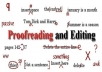 proofread and edit your content