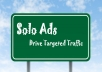 deliver to you best solo ads vendor