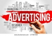 Advertise your products on my Facebook page and other websites