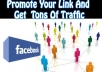 promote Your Link to USA targeted Millions of Facebook Groups