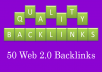create High Quality Backlinks for Your Website
