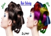 change hair color in an image