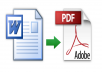 Convert your eBook or document from Word to PDF