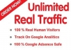 Send unlimited traffic to your website/blog for 4 month