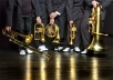 compose and arrange for brass orchestra