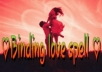 Cast extremely powerful real Love spells.