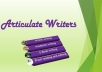 write your paper in any academic style