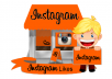 provide over 1000 Instagram Photo Likes - Fast, Safe, Permanent and High Quality
