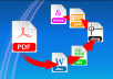 type 15 pages of type Scanned,PDF,Image docs into microsoft office Word