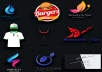 do professional and stunning logo for your business