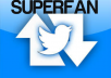 become your twitter SUPERFAN from 50 accounts
