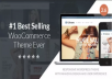 WordPress theme Flatsome is a beautiful responsive theme inspired by modern eCommerce designs. There a WooCommerce-only company that loves eCommerce and WordPress. They want your shop to look amazing and be loved by your customers.