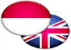 translate 500 english to indonesian or vice versa profesionally