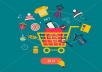 reveal an amazing Online shopping website that sells cheap items, quality products and offers free shipping