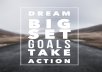 give you great tips on how to achieve your goals
