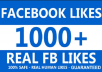 promote your facebook post 5000 Like in 48 hrs
