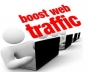Give you10000+ usa target website TRAFFIC