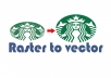 vector trace and convert your logo or image into editable vector