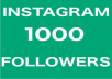 promote 1000 Instagram Followers