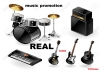 provide Real 2000 Music Play Promotion
