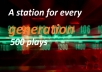 play your song on my Rock Radio Station